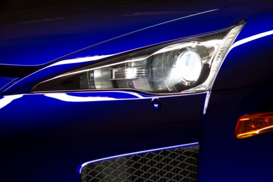 Lexus žibintas