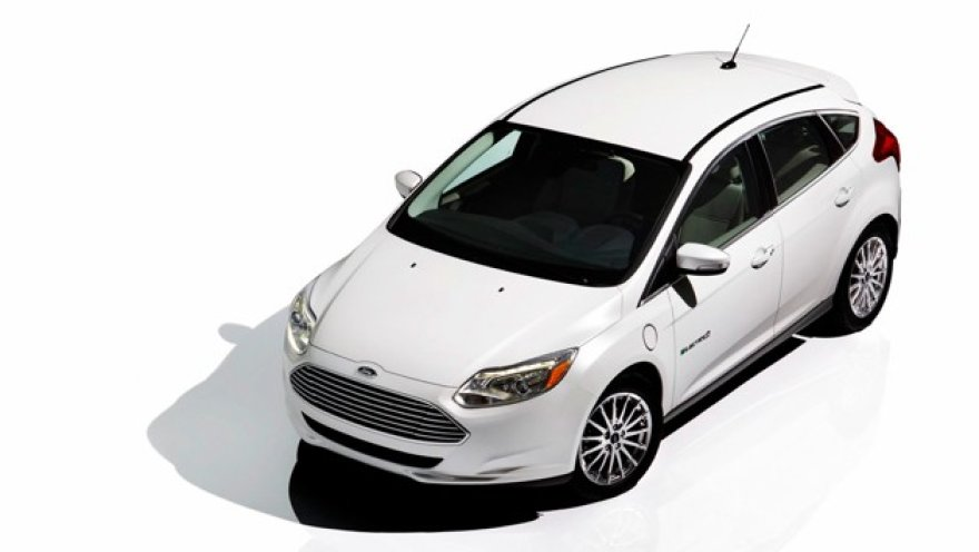"""""""Ford Focus Electric"""""""