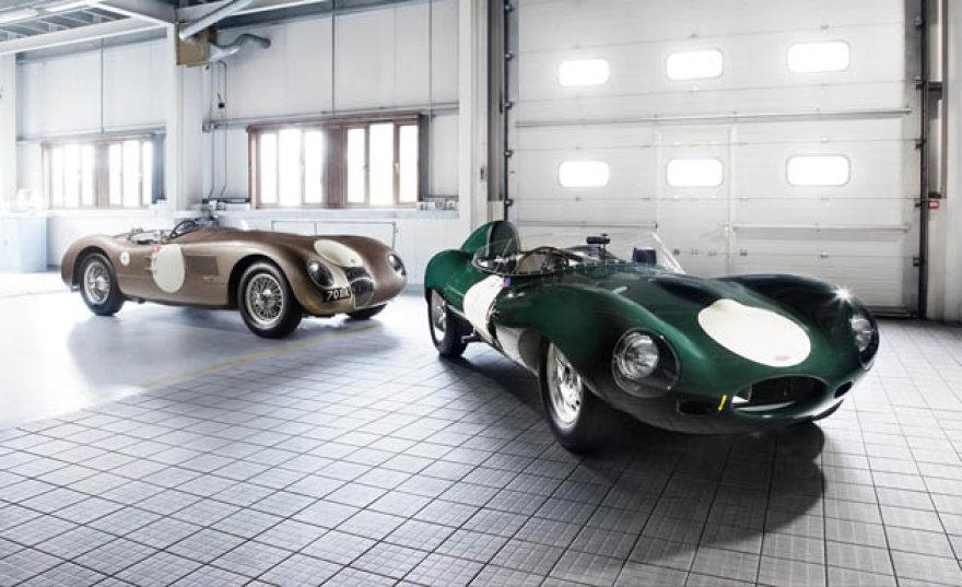 """Klasikinis """"Jaguar"""" modelis"""