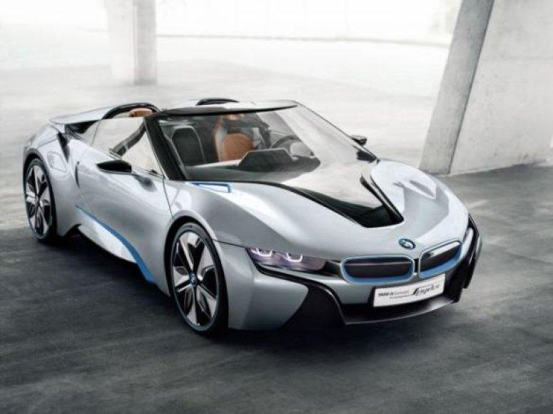 """""""BMW i8 Concept Spyder"""""""