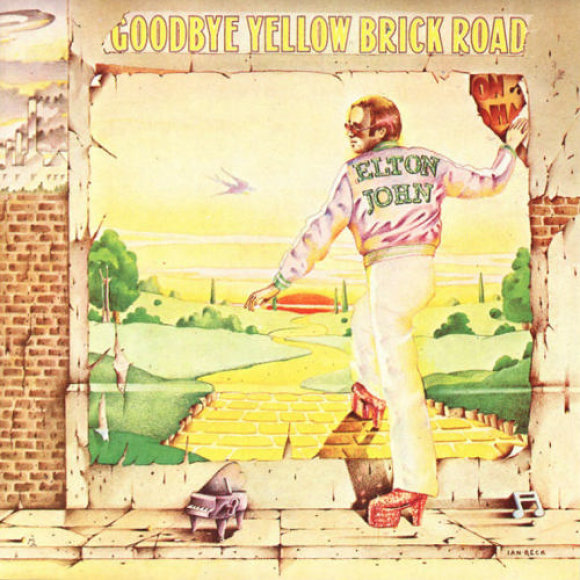 Eltono Johno albumas Goodbye Yellow Brick Road