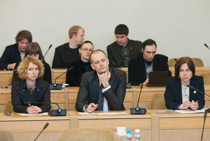 "LSS konferencija ""Alma mater: aukštojo mokslo pertvarkai – treji"""