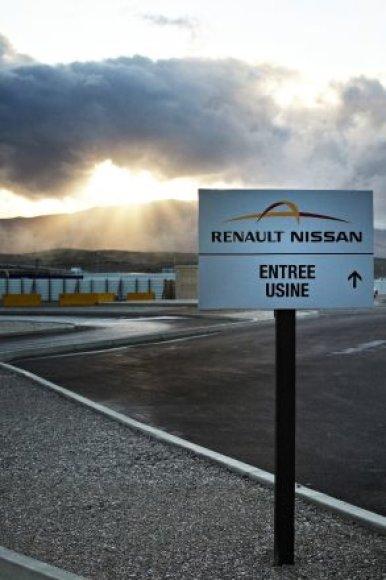 """""""Renault"""" gamykla Maroke"""