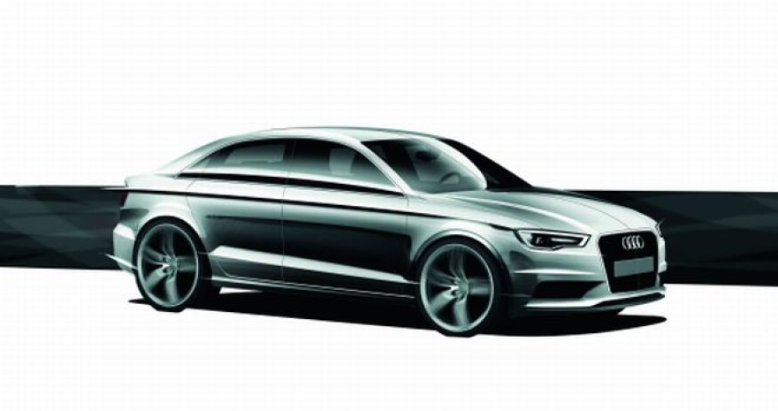 """Audi A3"" dizainas"