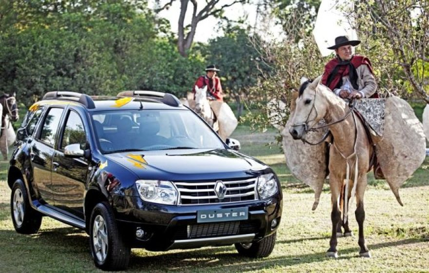 """Renault Duster"" Argentinoje"