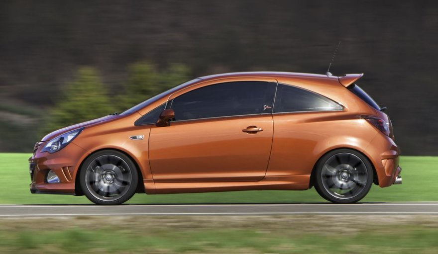 """Opel Corsa OPC Nurburgring Edition"""