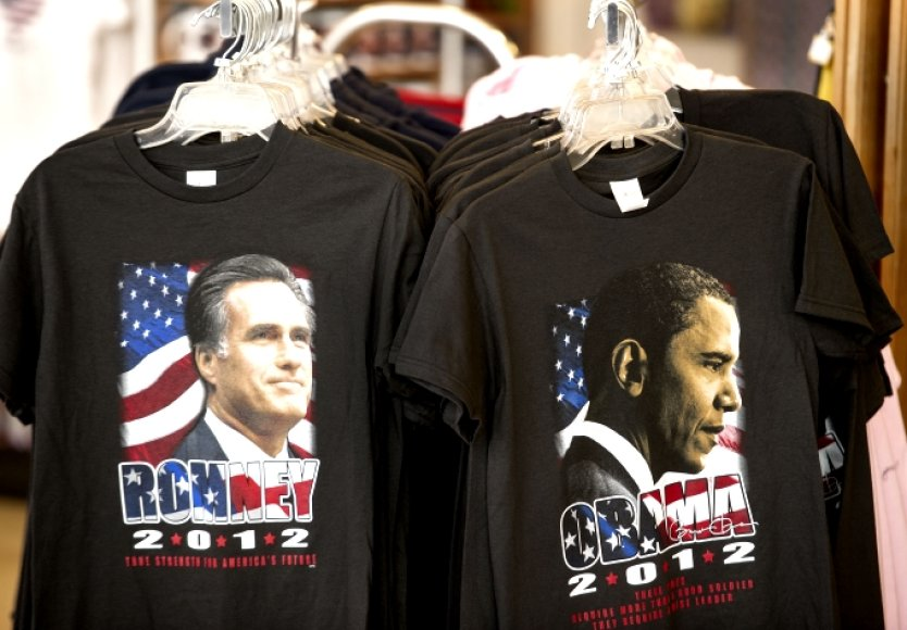 JAV rinkimų kampanija
