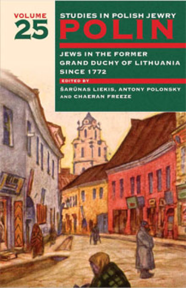 Jews in the former Grand Duchy of Lithuania since 1772