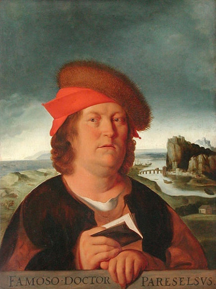 Paracelsas 1520 m. lankėsi Vilniuje