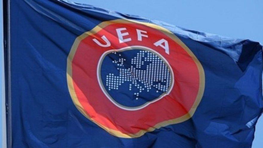 Флаг UEFA