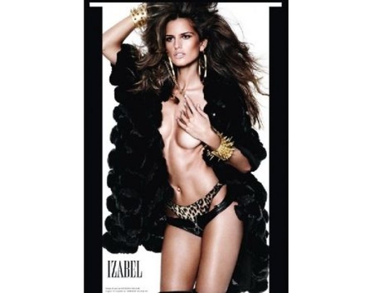 Фото испанского Vogue.