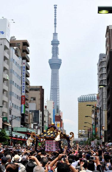 В Японии - дороже всего!