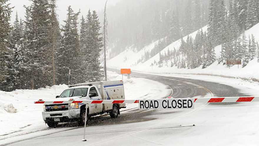 Под лавиной в Колорадо погибли пять человек