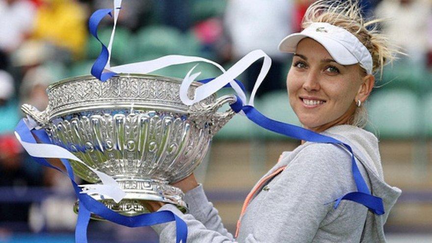 Российская теннисистка выиграла турнир в Великобритании