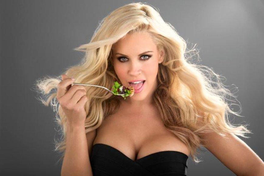 Jenny McCarthy salotų reklamoje