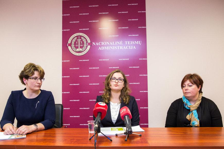 Luko Balandžio / 15min nuotr./Viktorija Šernienė, Ieva Daniūnaitė, Kristina Mišinienė
