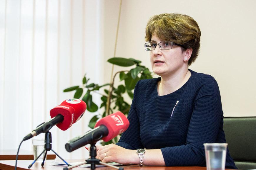 Luko Balandžio / 15min nuotr./Viktorija Šernienė