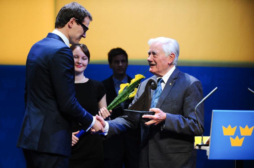 Vilniuje išdalyti Baltijos verslo nobeliai