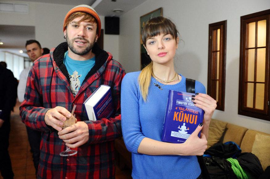Gabrielė Martirosionaitė ir Valerijus Gigevičius