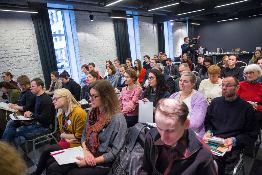 Diskusija – žmogaus teisės: universalios, bet ar lietuviškos