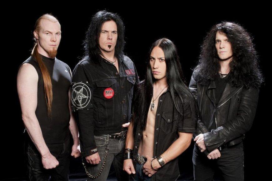 """Grupė """"Morbid Angel"""""""