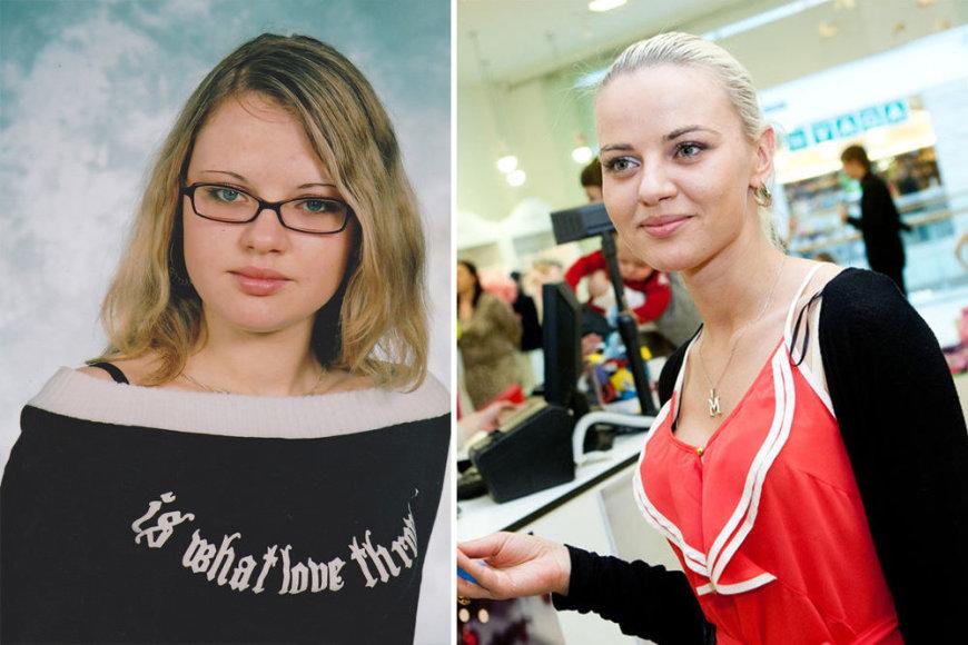 Renata Uzialkaitė – anksčiau ir dabar