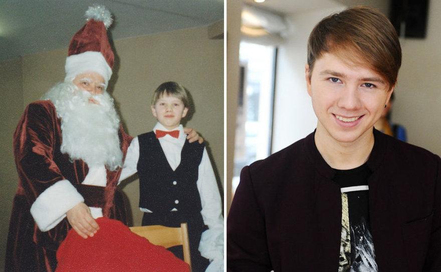 Mantas Wizard – vaikystėje ir dabar
