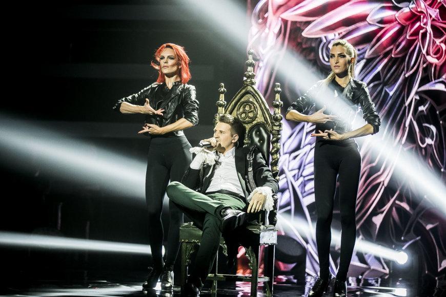 "Viganto Ovadnevo/Žmonės.lt nuotr./""Lietuvos balso"" superfinalas"
