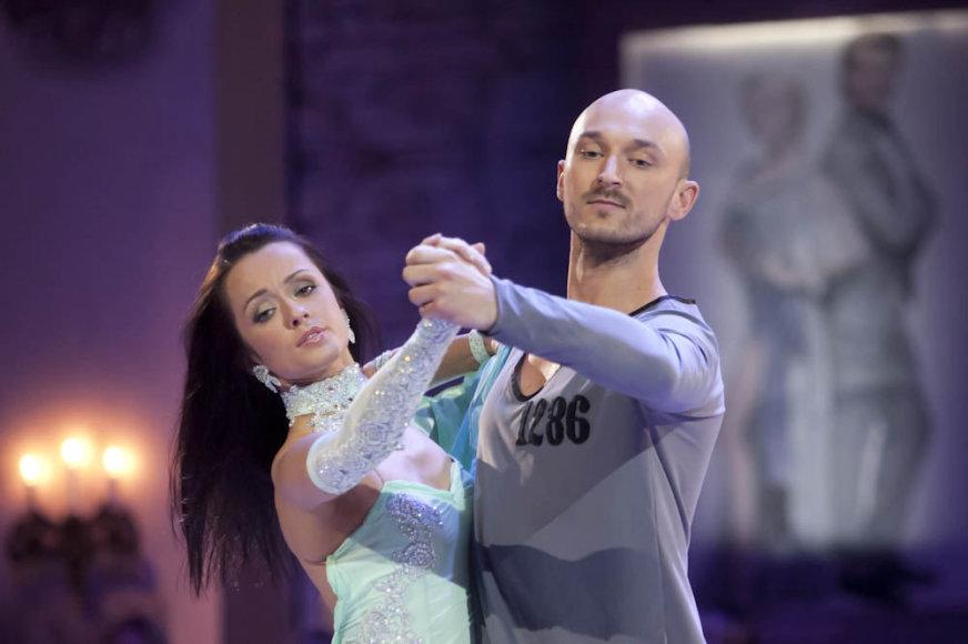 Donatas Baumila-Dūnis ir Rasa Židonytė