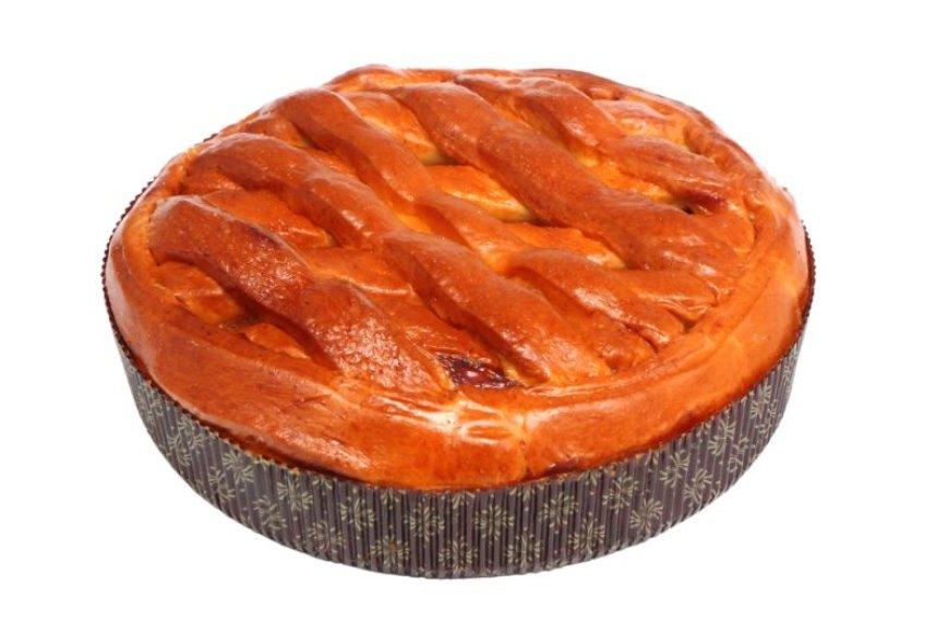 Mielinis moliūgų pyragas