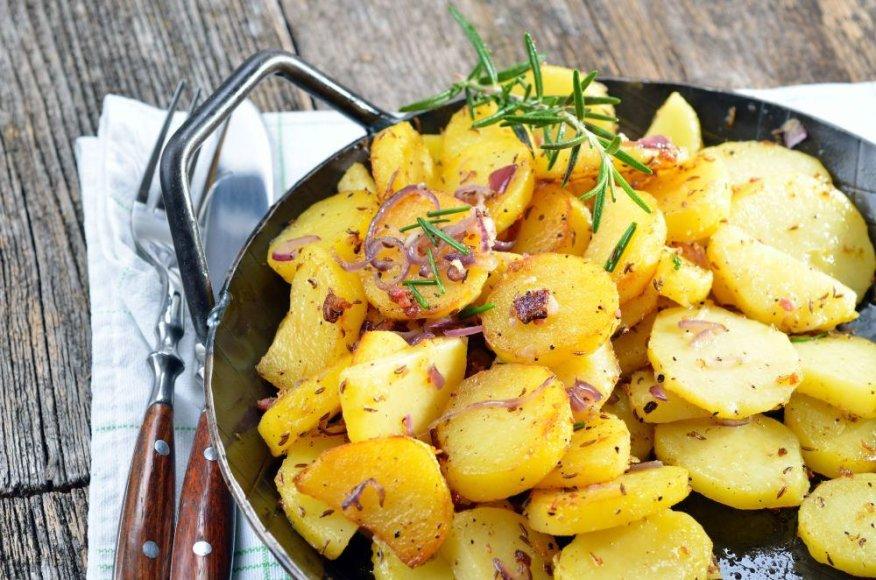 Gaminame iš bulvių