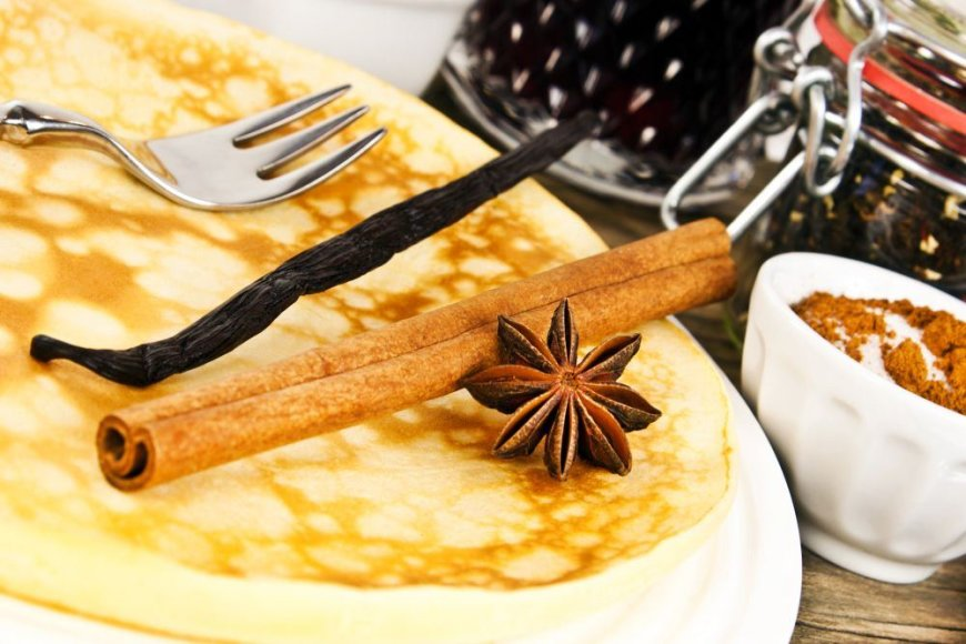 Desertinis omletas su varške