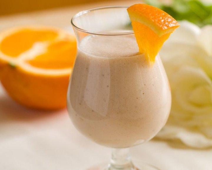 Apelsinų frapė