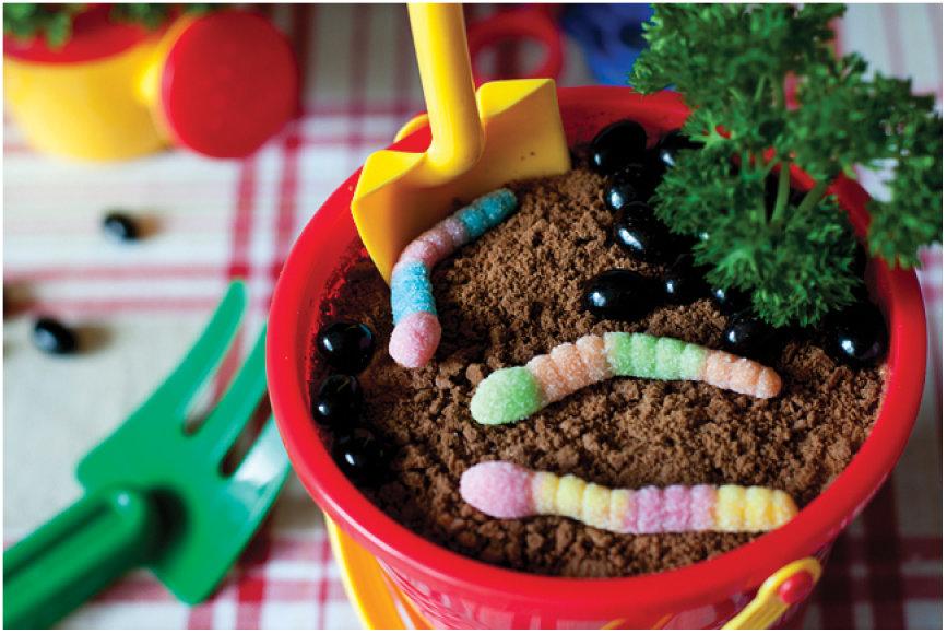 Netradicinis tortas vaikams