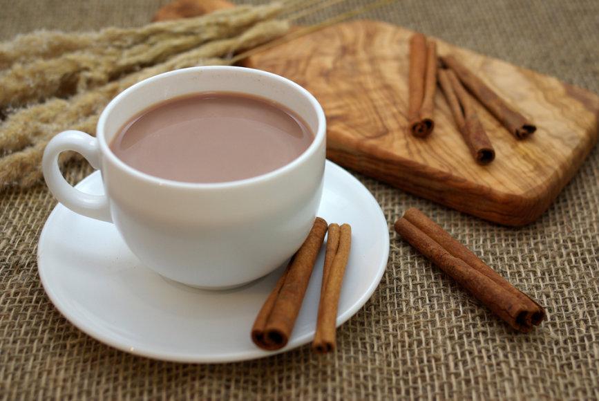 Meksikietiškas karšats šokoladas