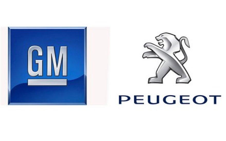 General motors ir PSA Peugeot - Citroen