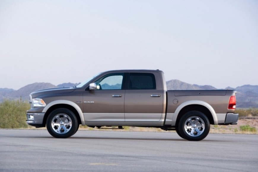 Dodge Ram pikapas