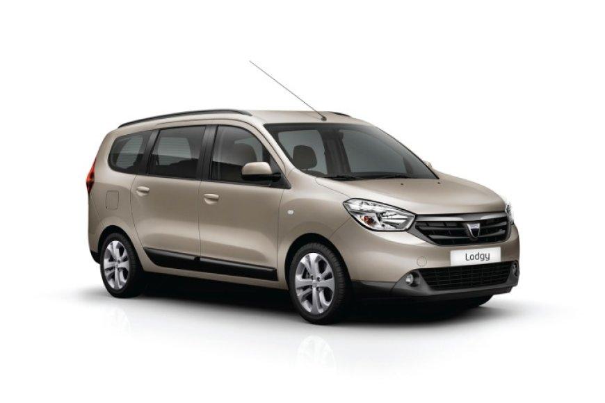 Dacia Lodgy minivenas