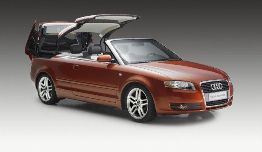 Audi A4 kabrioletas