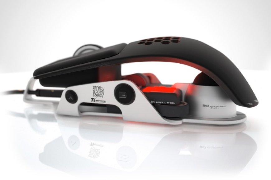 BMW dizainerių sukurta kompiuterinė pelė
