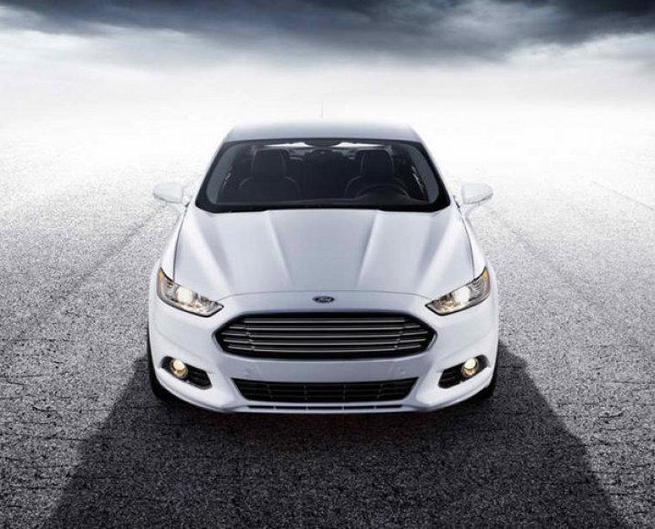 Amerikos rinkai skirtas Ford Fusion