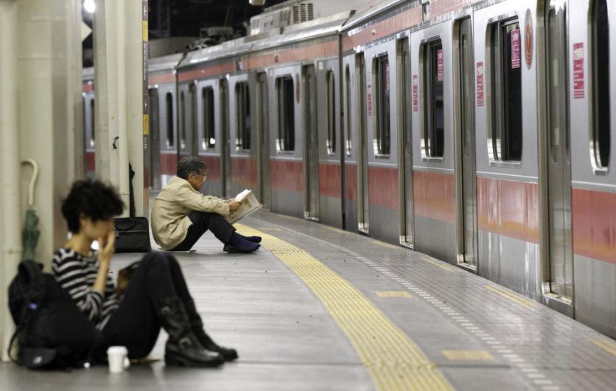 Viešasis transportas Japonijoje