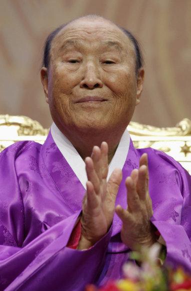 Sun Myung Moonas