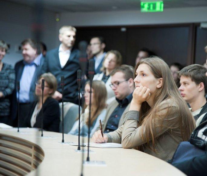 Vilniuje vyks tarptautinė konferencija