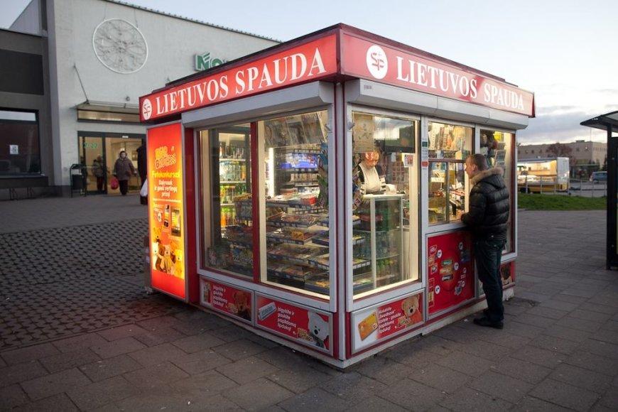 Lietuvos spauda