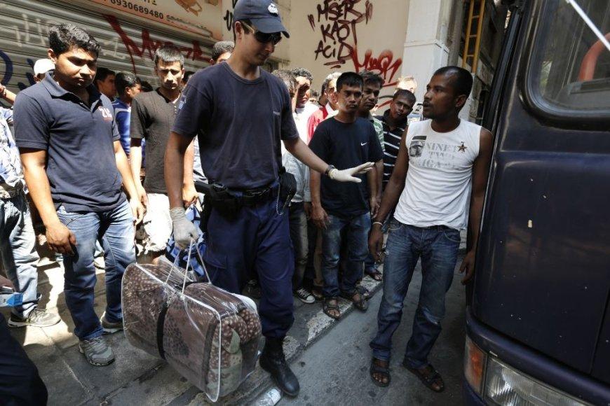 Emigrantai Graikijoje