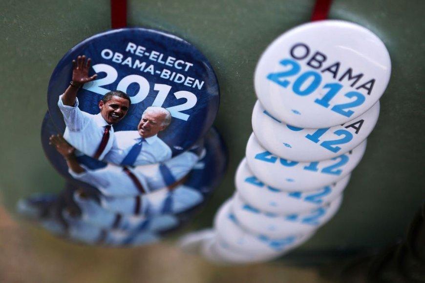 Rinkiminė kampanija JAV