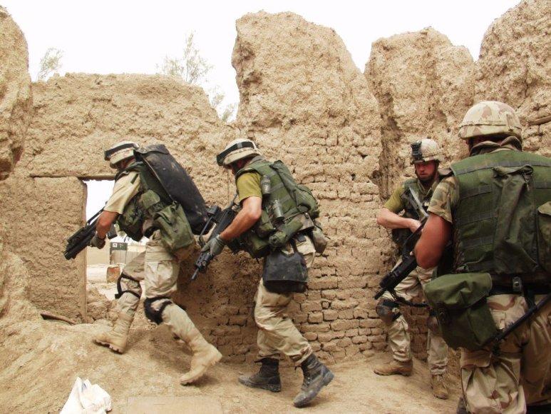 Lietuvos kariuomenės misija Afganistane