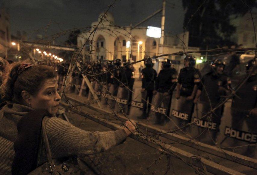 Protestas Egipte