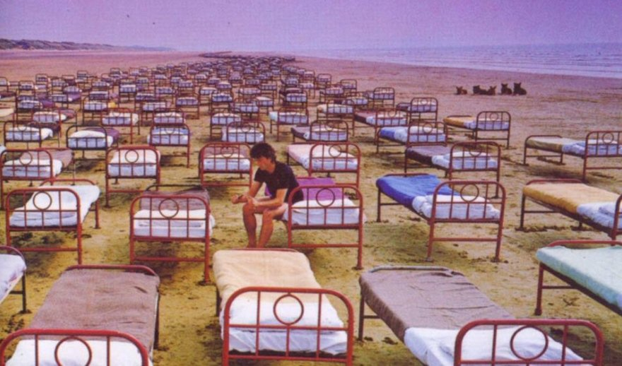 """Pink Floyd"" albumas ""A Momentary Lapse Of Reason"""